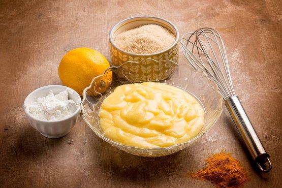 ingredienti crema pasticcera