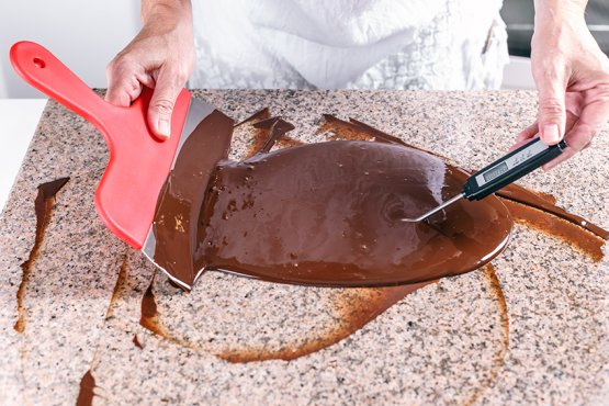 temperaggio cioccolato